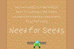 Need for Seeds
